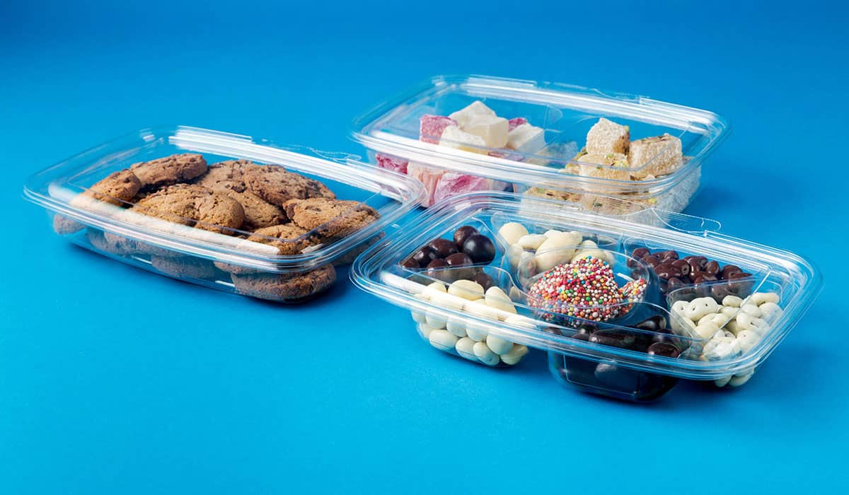 T.E. YONATAN Rectangular Containers